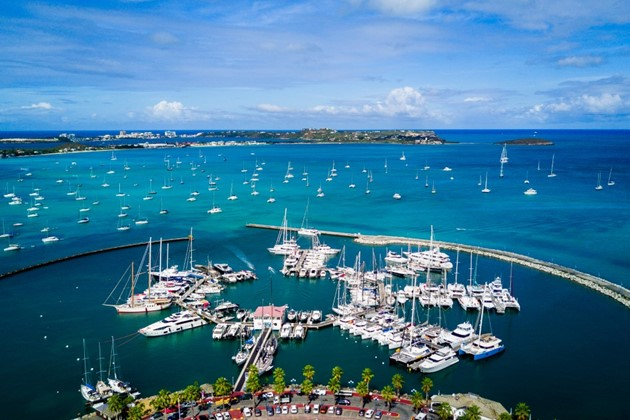 St.Martin sailboat rental