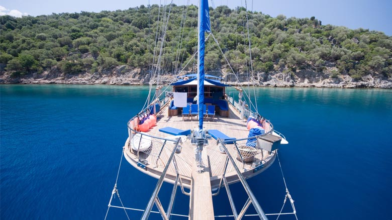 gulet yacht charter in France