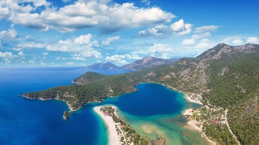 Sailing in Turkey, Fethiye Region